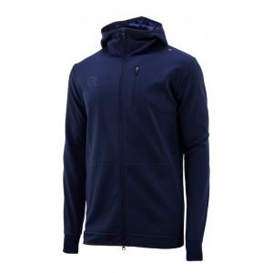 Off-pitch jacket navy