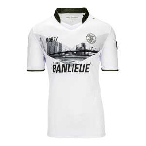 Clan de Banlieue home shirt wit