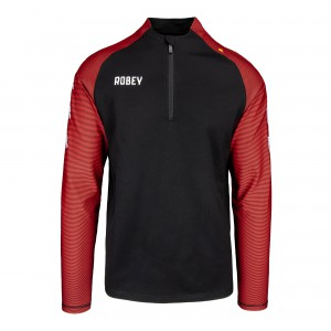 Abbenbroek performance half-zip top