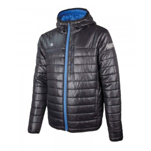 Player jacket-blauw