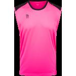 Performance sleeveless shirt