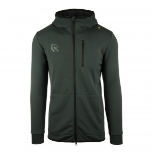Off-pitch jacket grey